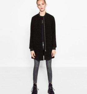 Пальто Zara 42-44р.