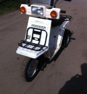 Трехколёсный скутер Gyro-x