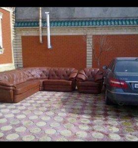Мегкие диваны
