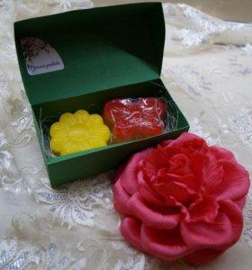 Сувенирное ароматное мыло