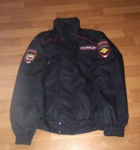 """Куртка демисезонная """"Полиция"""""""