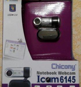 Веб камера icam 6145