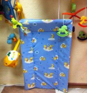 Детская мебель и игрушки