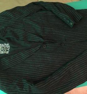 Пиджак размер м-л