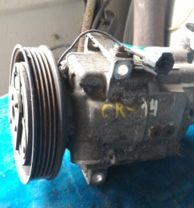 Nissan CR-14 компрессор кондиционера