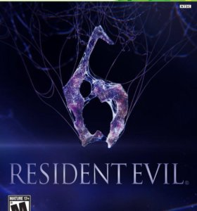 Игра Resident Evil 6 для Xbox 360