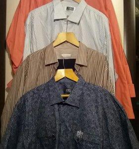 Рубашки новые и б/у 62р