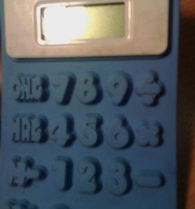 Эластичный калькулятор