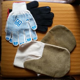 Руковицы.перчатки.