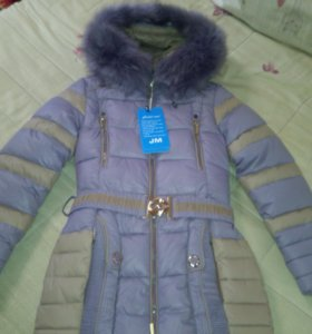 Новые зимние куртки