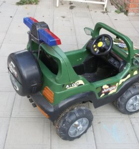 Машинка для детей на пульте управления