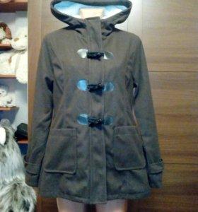 Новое пальто весна-осень