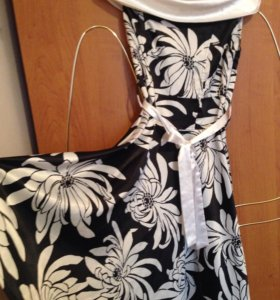Атласная платья
