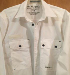 Рубашка мужская JackJones размер 50-52