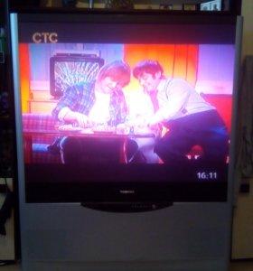Проекционный телевизор Toshiba 50CR9UR