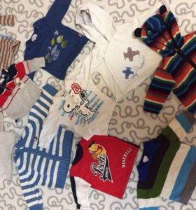 Одежда для мальчика 31 шт.