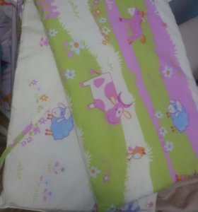 Бампер в кроватку Baby Nice