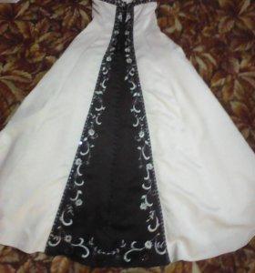 Платье на девочку 8-ми лет