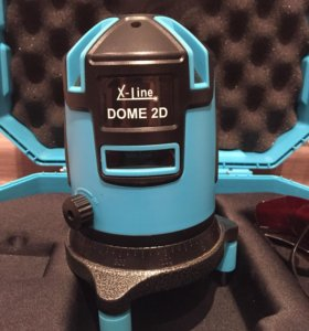 Продаётся лазерный нивелир X-line со штативом