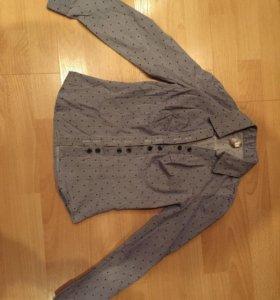 Блузка девочке 128-134
