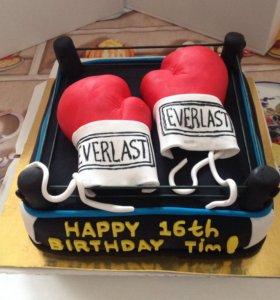 Торты на День Рождения!