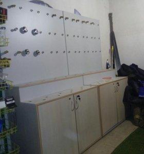 Шкафы для смесителей