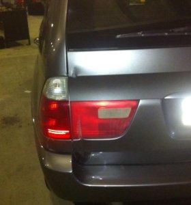 BMW. X5  e53 3.0!
