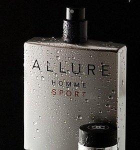 "Мужские духи Chanel ""Allure Homme Sport"""