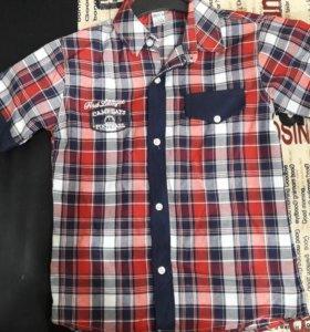 Новые рубашечки на мальчика