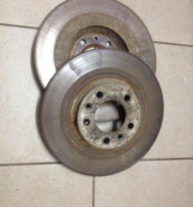 Тормозные диски Citroen C5
