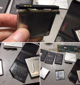 Восстановление старой батареи на телефон
