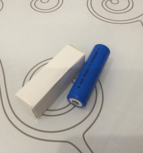 аккумулятор ICR 18650 Li-ion 3.7В 5000mAh