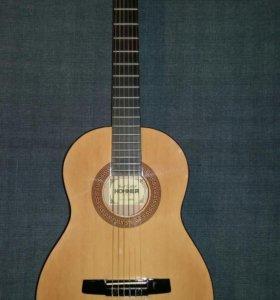 Акустическая гитара 3/4  HOHNER hc03