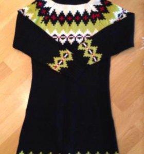 Зимнее платье