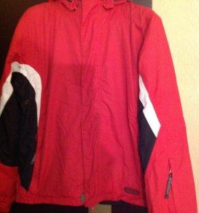 Горнолыжная подростковая куртка рост 164