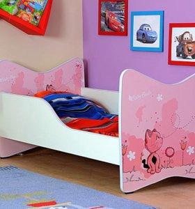 Новая кровать 140х70 Кевин
