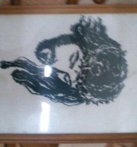 """Картина """"Иисус"""""""