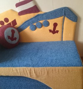 Кровать диван детская