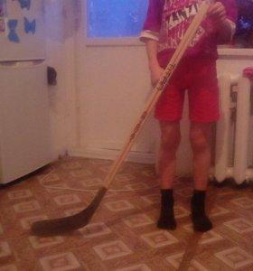 Клюшка хоккейная детская