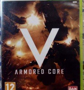 Игра на Xbox 360 V ARMORED CORE
