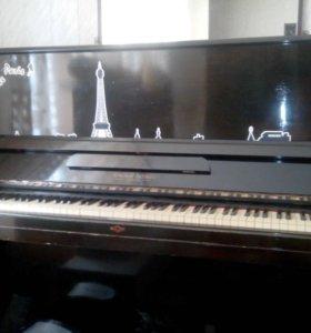 Фортепиано красный октябрь т.89835017540