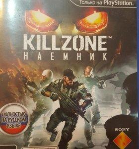 Killzone наемник для psvita