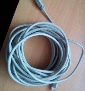 Сетевой кабель (провод)