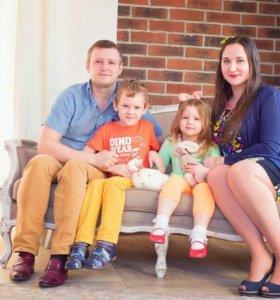 Семейный и Детский фотограф/Свадебный фотограф