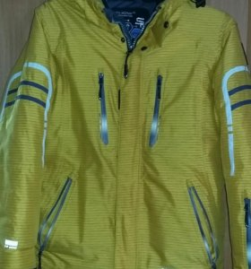 Куртка  зима состояние новой