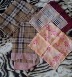 Шарф и шейные платки