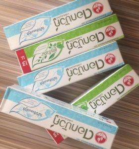 Тайская зубная паста 40 гр