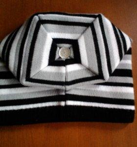 Новая зимняя женская шапка