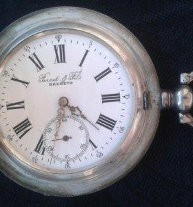 Часы карманные 1843 Perret Fils brenets