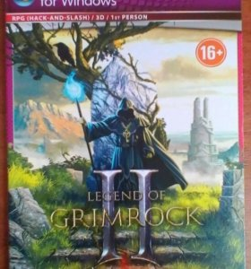 "Компьютерная игра "" Legend of Grimrock """